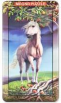 PIATNIK 3D magnetické 32 dílků - Kůň