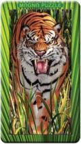 PIATNIK 3D magnetické 32 dílků - Tygr