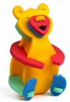 MALÝ GÉNIUS 3D - Medvídek