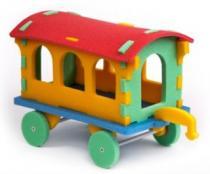 MALÝ GÉNIUS 3D - Vagón