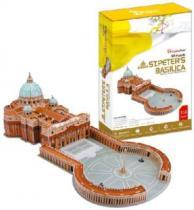 CUBICFUN 3D - Bazilika svatého Petra 3D