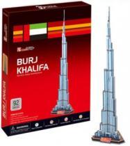 CUBICFUN 3D - Burdž Chalífa 3D, Dubaj