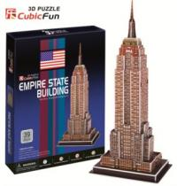 CUBICFUN 3D - Empire State Building 3D, New York