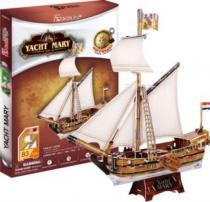 CUBICFUN 3D - Jachta Mary 3D