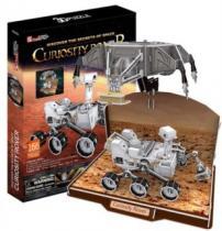 CUBICFUN 3D - Kosmická sonda Curiosity