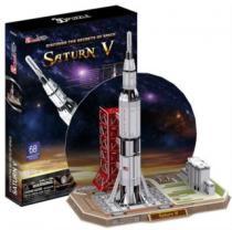CUBICFUN 3D - Raketa Saturn V