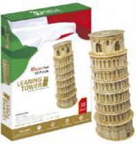 CUBICFUN 3D - Šikmá věž v Pise 3D