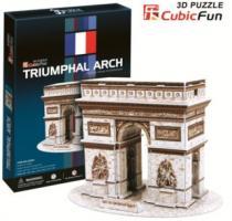 CUBICFUN 3D - Vítězný oblouk 3D, Paříž
