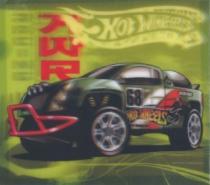 TREFL 3D 210 dílků - Hot Wheels 3D