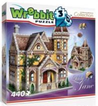 WREBBIT 3D 440 dílků Sídlo Lady Jane 3D