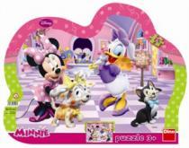 DINO 25 dílků - Minnie a mazlíčci