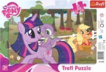 TREFL 15 dílků - My Little Pony