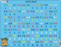 LARSEN 81 dílků - Sčítání