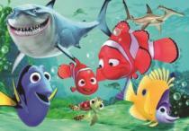 CLEMENTONI - Hledá se Nemo 24 dílků