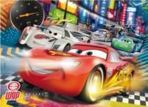 CLEMENTONI - Auta (Cars): Velký závod, 104 dílků