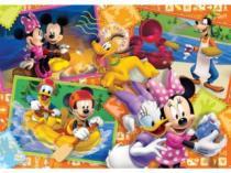 CLEMENTONI 104 dílků - Mickeyho klubík