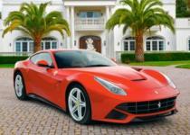 CASTORLAND 108 dílků - Ferrari F12 Berlinetta
