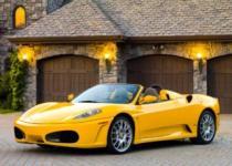 CASTORLAND 108 dílků - Ferrari F430 Spider