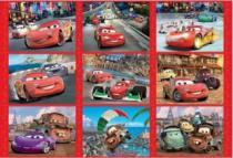 TREFL 9v1 - Auta (Cars), 3 příběhy