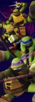 DINO 150 dílků - Želvy Ninja