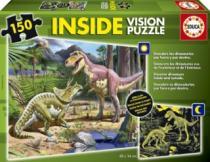 EDUCA 150 dílků - Dinosauři
