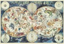 DINO 500 dílků - Astrologická mapa