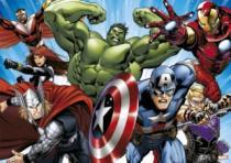 EDUCA 16332 Avengers - 1000 dílků