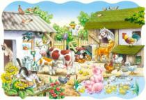 CASTORLAND 20 dílků - Farma