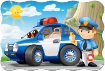 CASTORLAND 20 dílků - Policejní hlídka