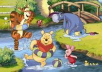 DINO - Medvídek Pú: U vody