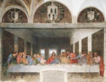 CLEMENTONI 1000 dílků - da Vinci, Poslední večeře