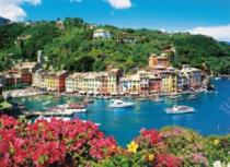 CLEMENTONI 1500 dílků - Portofino