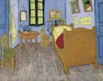 CLEMENTONI 3000 dílků - Vincentova ložnice v Arles