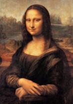 CLEMENTONI 500 dílků - Leonardo da Vinci: Mona Lisa
