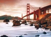 CLEMENTONI 500 dílků - San Francisco