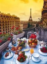 CLEMENTONI 500 dílků - Snídaně v Paříži