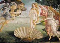EDITIONS RICORDI 1500 dílků - Botticelli, Zrození Venuše
