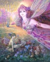 EDITIONS RICORDI 250 dílků - Mastrangelo, Letící dívka
