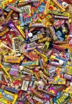 EDUCA 500 dílků - Čokoládové tyčinky