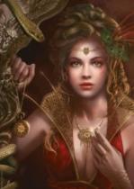 HEYE 1000 dílků - Cris Ortega: Zlaté šperky