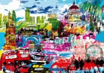 HEYE 1000 dílků - Miluji Londýn!