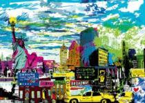 HEYE 1000 dílků - Miluji New York!