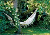 HEYE 1000 dílků - Moje tajná zahrada: Houpací síť