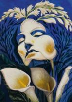 HEYE 1000 dílků - Octavio Ocampo, Tvář