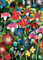HEYE 1000 dílků - Tinga Tinga: Květiny
