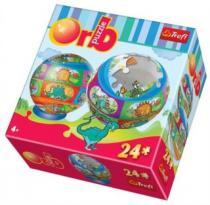 TREFL Orb 24 dílků - Dinosauři