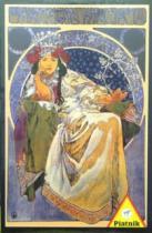 PIATNIK 1000 dílků - Alfons Mucha, Princezna Hyacinta