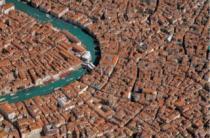 PIATNIK 1000 dílků - Benátky - letecký pohled