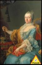 PIATNIK 1000 dílků - Císařovna Marie Terezie