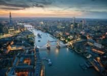 PIATNIK 1000 dílků - Londýn